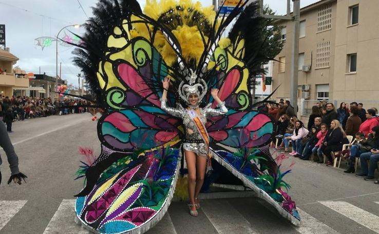 El Carnaval colorea La Ribera