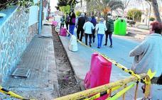 El superávit en las cuentas permitirá renovar las calles de Los Pescadores