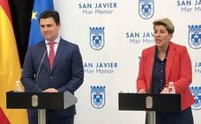 San Javier tratará de conseguir la sede de la Fundación Infante de Orleans para paliar la pérdida del aeropuerto
