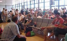 El tráfico de pasajeros aumentó desde enero un 13,4% en el aeropuerto de San Javier