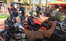 Santiago de la Ribera acoge este fin de semana el mayor evento de motos custom en España