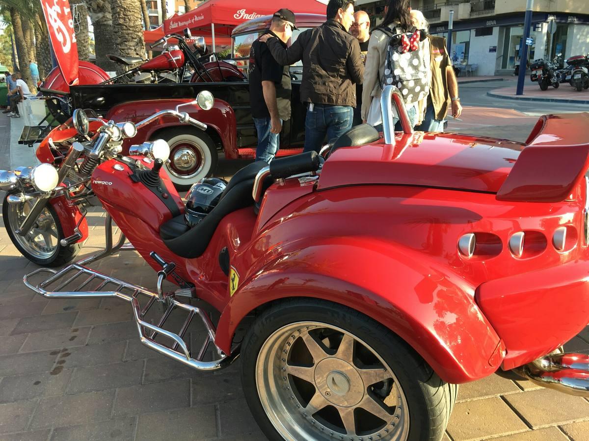 Santiago de la Ribera se convierte en el epicentro nacional de motos custom