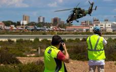 El festival aéreo acrobático espera a más de 350.000 asistentes este fin de semana
