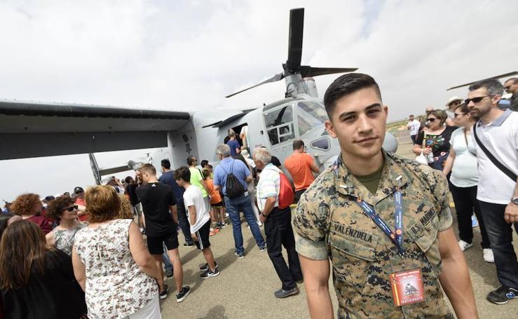La Academia General del Aire abre sus puertas a los murcianos