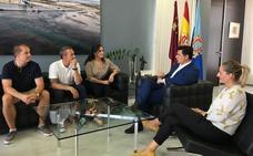 Chole, la campeona de España de boxeo, se prepara para el Mundial de Venecia