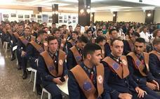 El CUD entrega a 58 alumnos el grado de Ingeniería de Organización Industrial