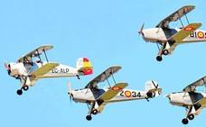 La Fundación Orleans cree que San Javier es el «lugar ideal» para el museo de aviones históricos