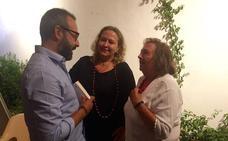 Carmen Sarmiento en La Ribera: «Odio las guerras y a quienes las hacen»