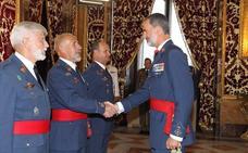 Felipe VI se reencuentra con la Academia del Aire de San Javier