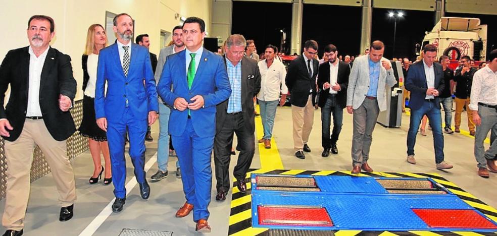 La ITV de San Javier reducirá las esperas con una capacidad para 400 vehículos al día
