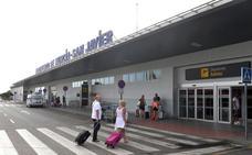 Las aerolíneas elevan un 8,7% las plazas en la etapa de transición de San Javier a Corvera