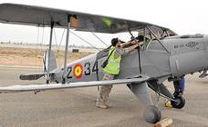 La Fundación Infante de Orleans confirma el traslado de sus aviones históricos a San Javier
