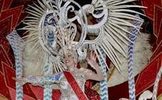 La comparsa Río hace doblete en los reinados del Carnaval de La Ribera