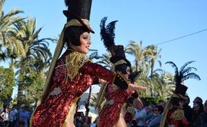 El Carnaval del millón de plumas
