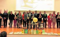81 profesores jubilados reciben un homenaje
