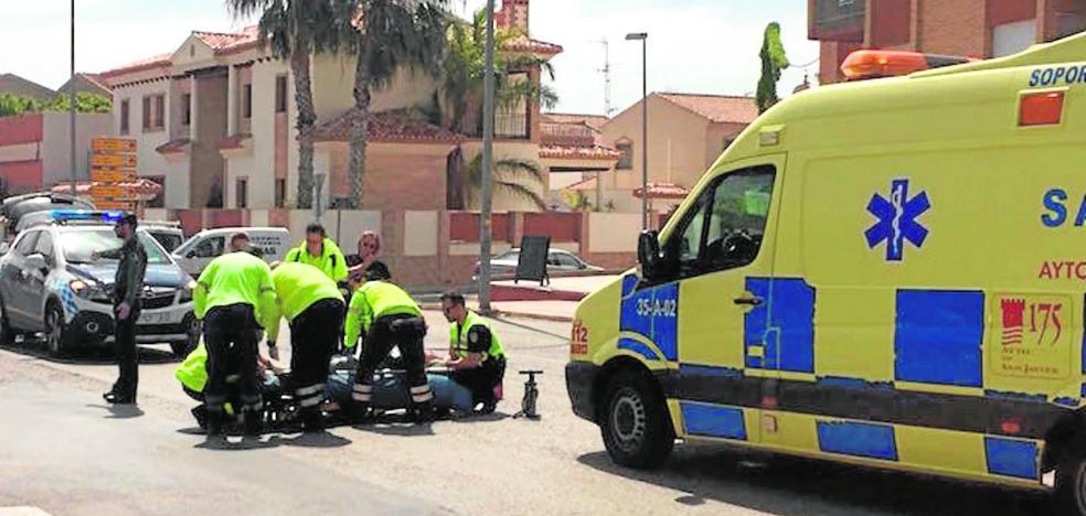 Salud carga al SUAP de San Javier las urgencias médicas de toda la comarca
