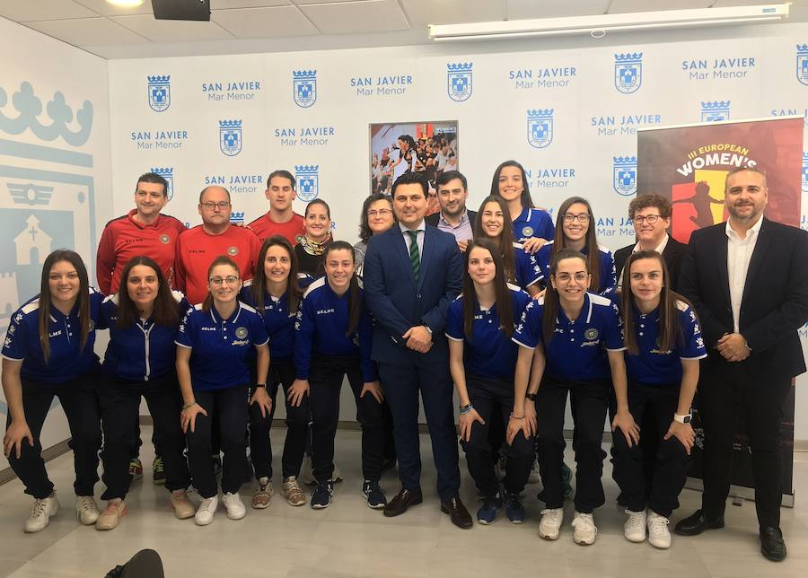 El torneo de fútbol sala femenino contará con los equipos más relevantes de Europa