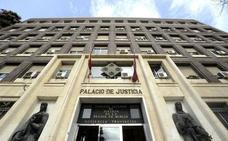 Condenados por llegar a las manos en el la puerta de los juzgados de San Javier