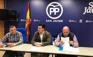 El PP de San Javier incorpora a la abogada Ana Belén Martínez y el empresario Héctor Verdú