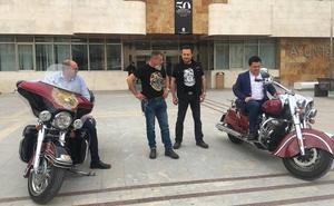 Más de 3.500 motos invaden La Ribera en el fin de semana electoral