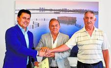 Fomento otorga 180.000 euros a los taxistas de San Javier para compensarles por el cierre del aeropuerto