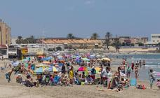 Ocupación del 90% en el puente en los hoteles de la costa murciana