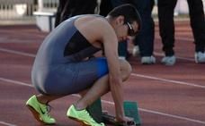 Lorenzo Albaladejo logra el récord de España de salto de longitud