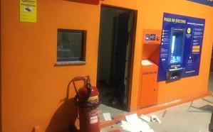 Asaltan una gasolinera en San Javier