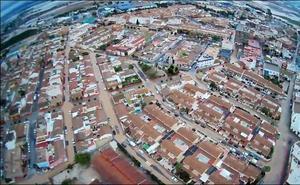 La gota fría deja en San Javier casi 277 litros por m2