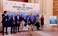 El Festival de Verano Año Jubilar 2017 ofrece cuatro conciertos benéficos