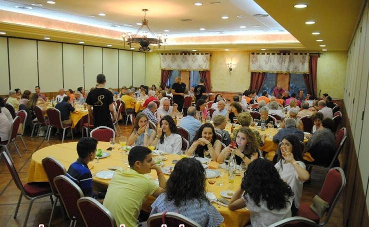 Cena del Voluntariado del Año Jubilar 2017