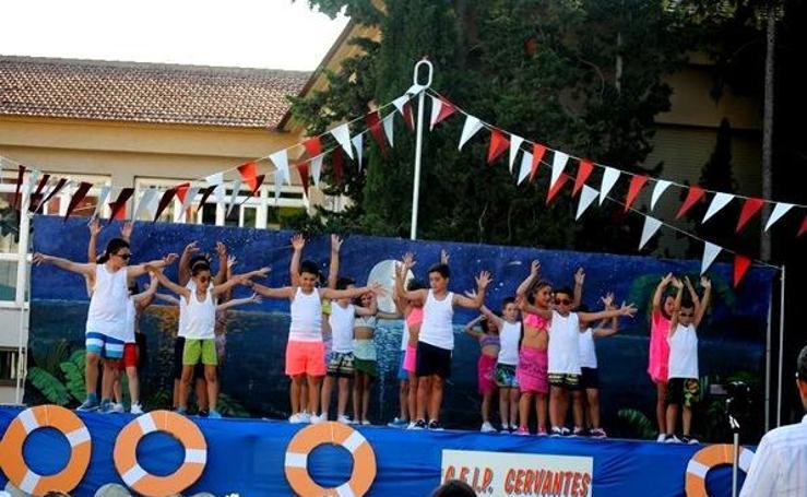 FESTIVAL COLEGIO CERVANTES - PRIMARIA 3C