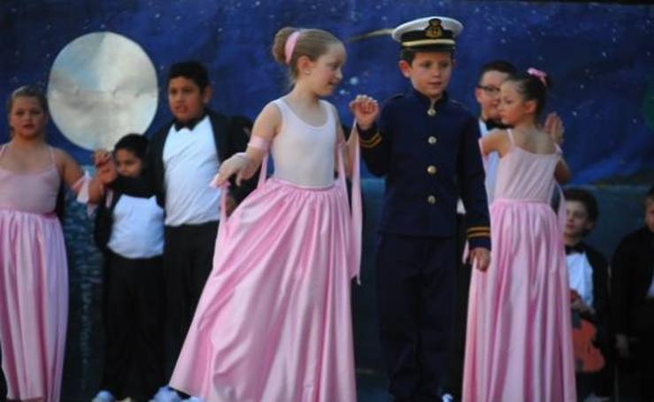 FESTIVAL COLEGIO CERVANTES - PRIMARIA 3A1