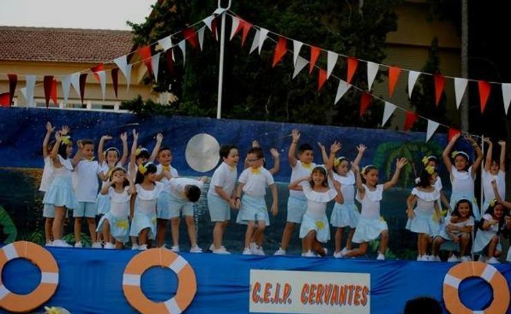 FESTIVAL COLEGIO CERVANTES - INFANTIL 5B