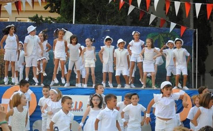 FESTIVAL COLEGIO CERVANTES - PRIMARIA 1AB