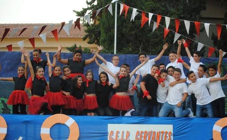 FESTIVAL COLEGIO CERVANTES - PRIMARIA 5A