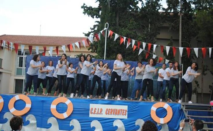 FESTIVAL COLEGIO CERVANTES - PROFESORADO
