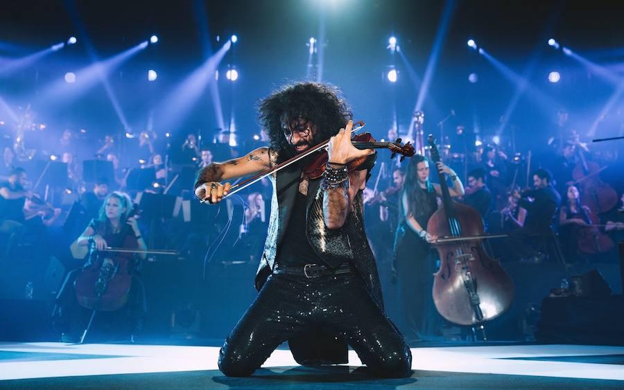 El violinista Ara Malikian presenta 'La increíble historia de violín' en el festival de verano 'Año Jubilar 2017'