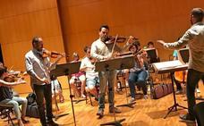 La Orquesta Sinfónica de la Región de Murcia ofrece un concierto en Caravaca con motivo del Año Jubilar 2017