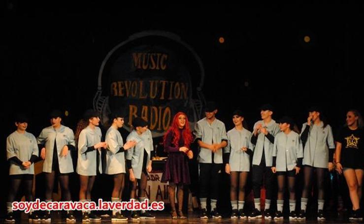 Espectáculo Fin de Curso Dafne Dance Academy