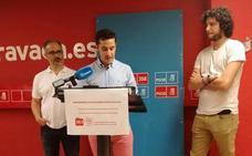 """Juan Carlos Castillo: """"Los jóvenes hemos recobrado un papel muy importante desde que Pepe Moreno llegó a la Alcaldía"""""""