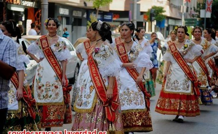 Muestra Nacional de Folclore III