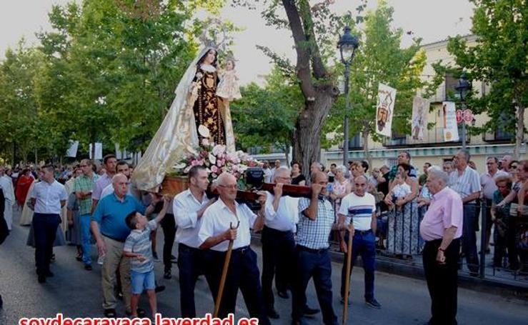 Procesión de la Virgen del Carmen 2017 - II