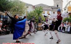 Castilla-León, Aragón, Andalucía y Murcia se unen en la Muestra Nacional de Folklore 'Caravaca Jubilar'