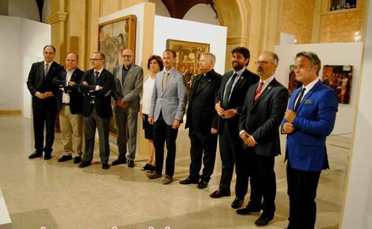 Inauguración de la exposición SIGNUM I