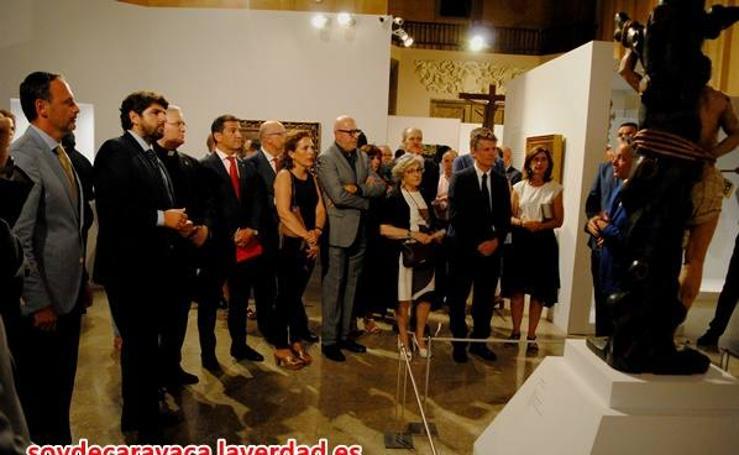 Inauguración de la exposición SIGNUM 2