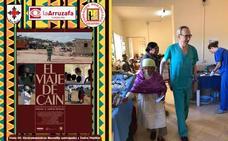 El documental 'El viaje de Caín' se proyecta este sábado en el teatro Thuillier
