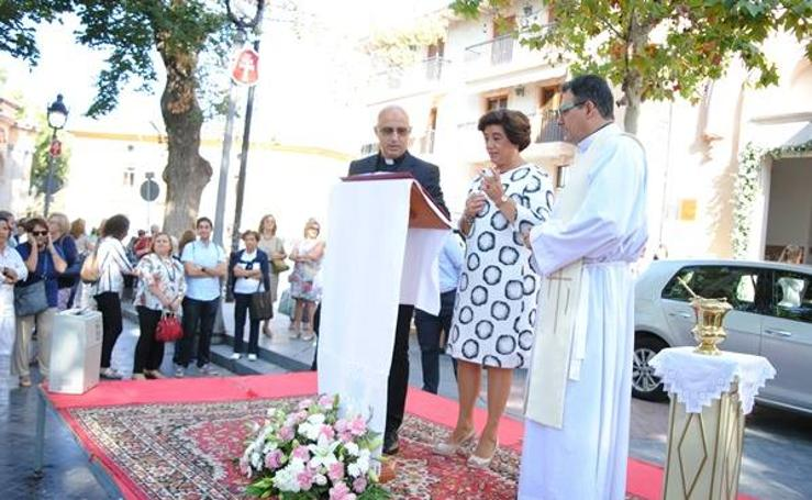 Peregrinación profesorado de Religión de la diócesis de Cartagena 1