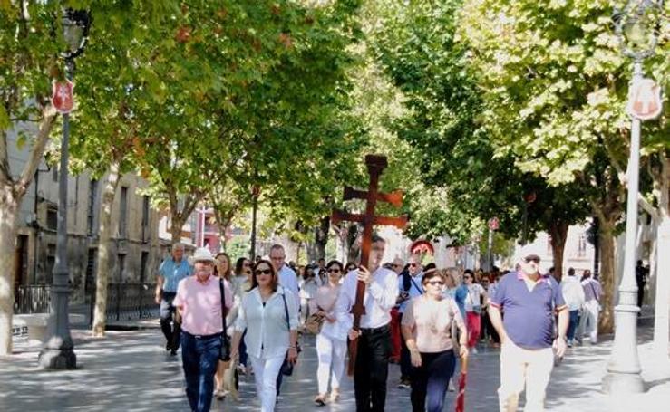 Peregrinación profesorado de Religión de la diócesis de Cartagena 2