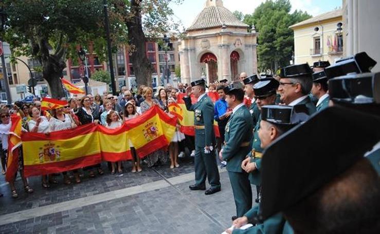 Festividad de la Virgen del Pilar - Patrona de la Guardia Civil III